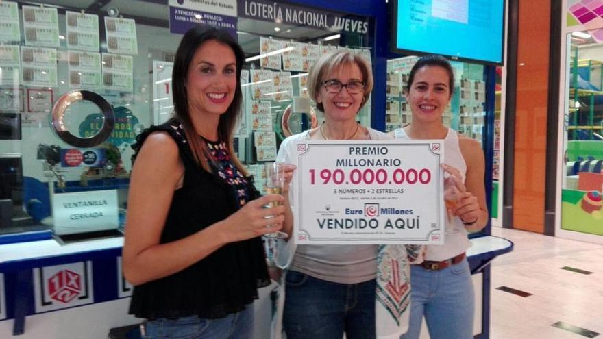 L'Euromillones deixa 190 milions d'euros a Gran Canaria