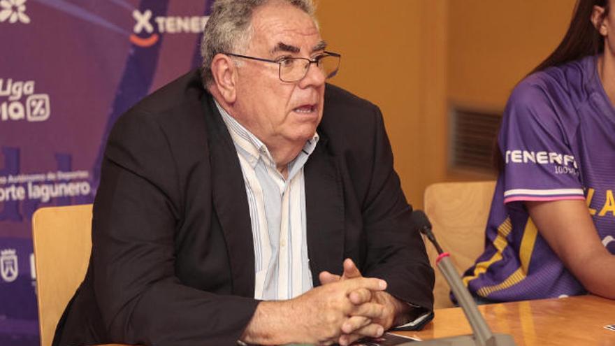 """García: """"La FEB está 'secuestrada' por una serie de intereses"""""""