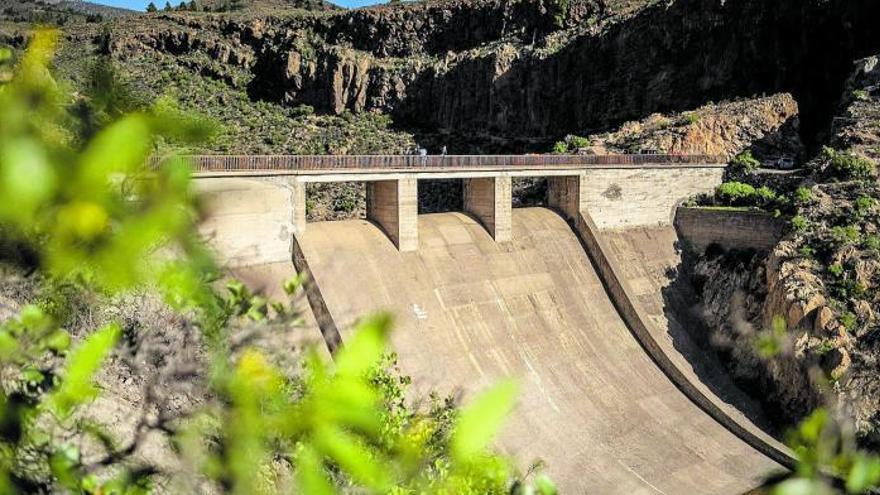 El Cabildo se plantea ahora aprovechar la presa de El Río y estudia su viabilidad