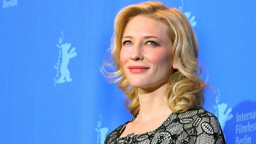 Cate Blanchett ficha por las nuevas películas de James Gray y Adam McKay