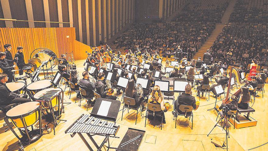Bankia Escolta València continua al costat de les societats musicals de la Comunitat Valenciana