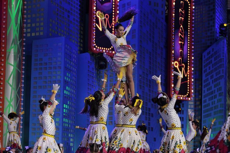 Gala de Elección de la Reina Infantil del Carnaval