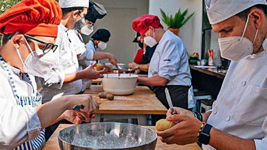 Els Magazinos acude a Alicante Gastronómica