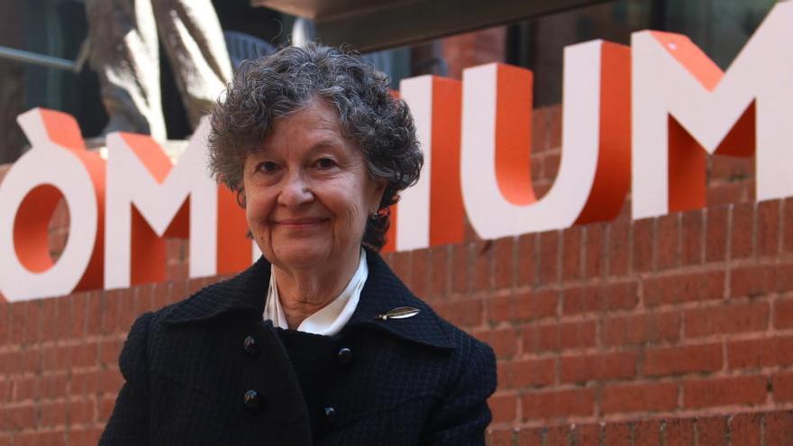 Maria Barbal guanya el 53è Premi d'Honor de les Lletres Catalanes d'Òmnium Cultural
