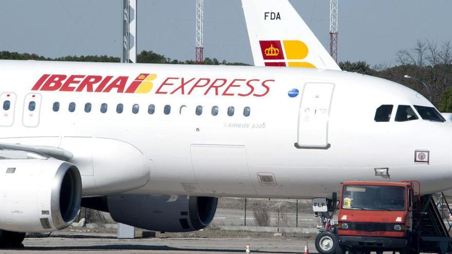 """Iberia Express dice que el negativo de los pasajeros prueba que las medidas """"funcionan"""""""