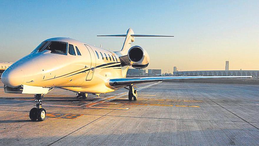 La reforma de la terminal de aviación privada estará lista en mayo
