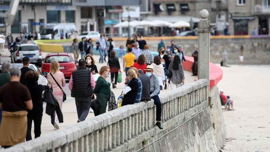 """Adiós al turismo extranjero en Galicia hasta 2022: """"Pensar otra cosa sería poco realista"""""""