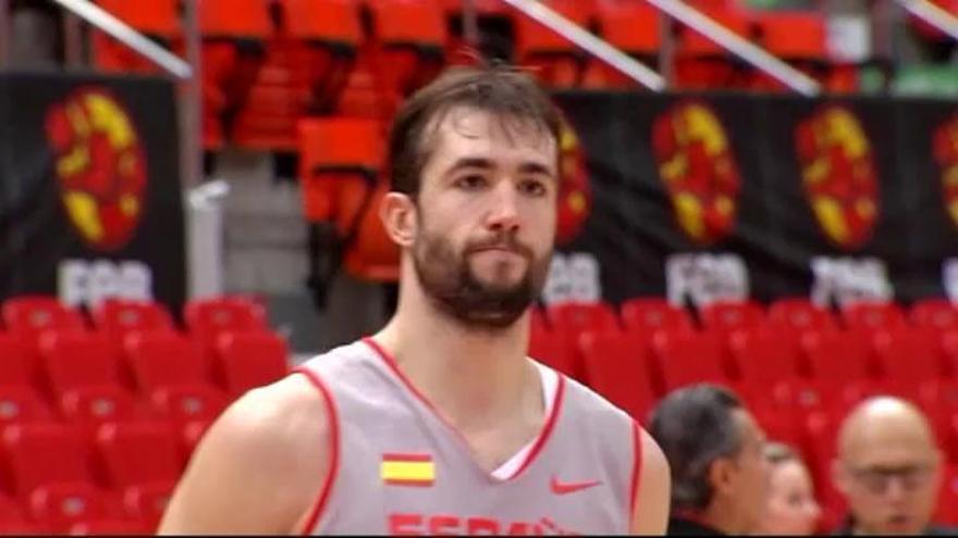 España busca ante Montenegro la clasificación para el Mundial