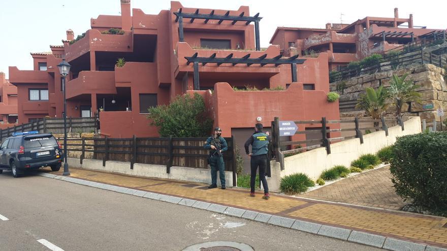 Registros en Estepona y Casares por blanqueo de capitales procedentes del narcotráfico