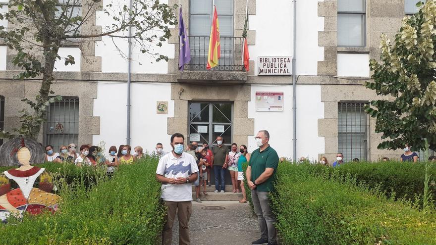 Bermillo rinde homenaje a Jesús Santiago Panero 'Cuqui'