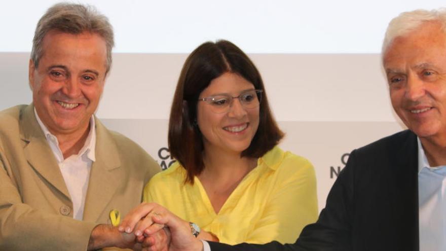 Mascarell substitueix Puigdemont com a diputat de JxCat al Parlament