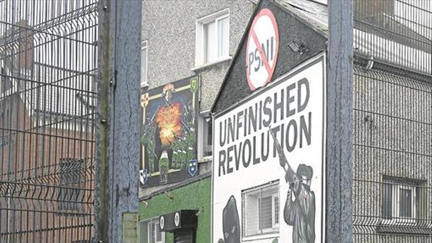 Irlanda del Norte: paz con rencor y recelos