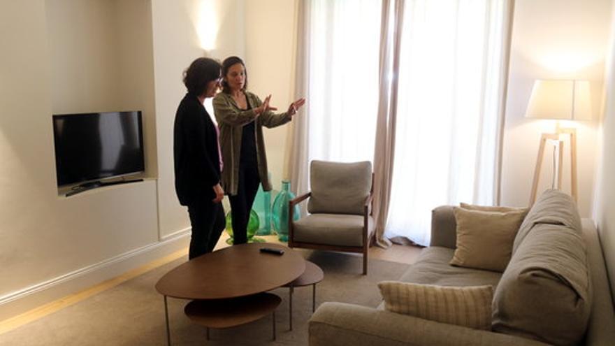 Tots els municipis catalans podran fixar limitacions temporals als pisos turístics i llars compartides