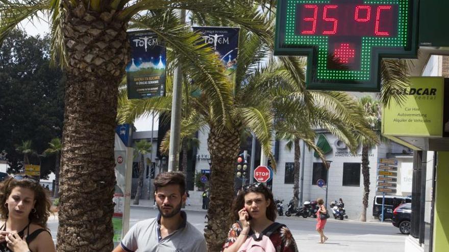 Segunda muerte del verano por golpe de calor en la Comunidad Valenciana