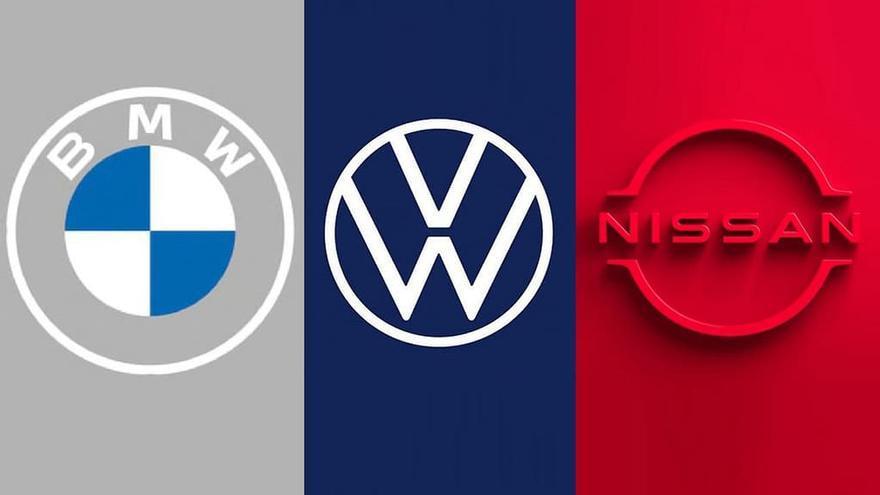 Todas las marcas automovilísticas que han cambiado su logotipo