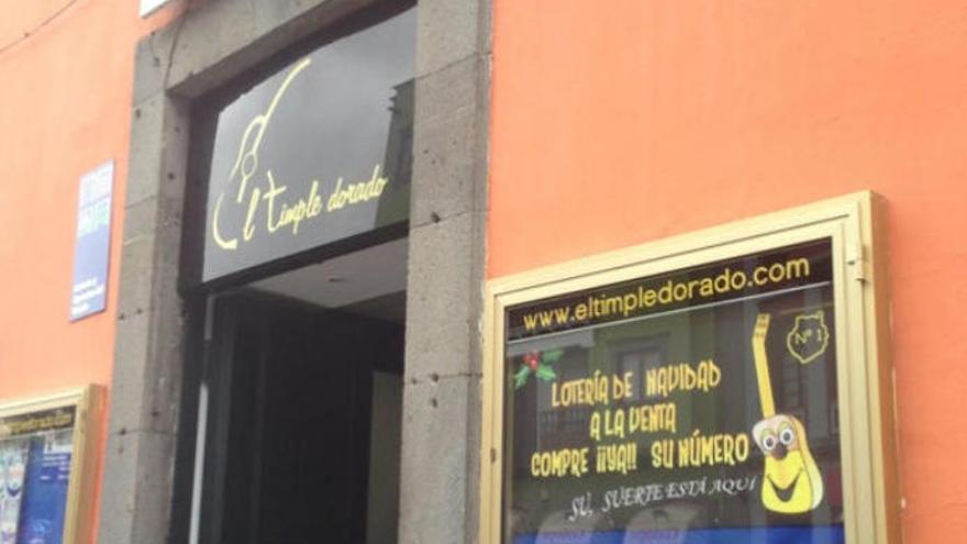 Un premio de segunda categoría de La Primitiva cae en Canarias