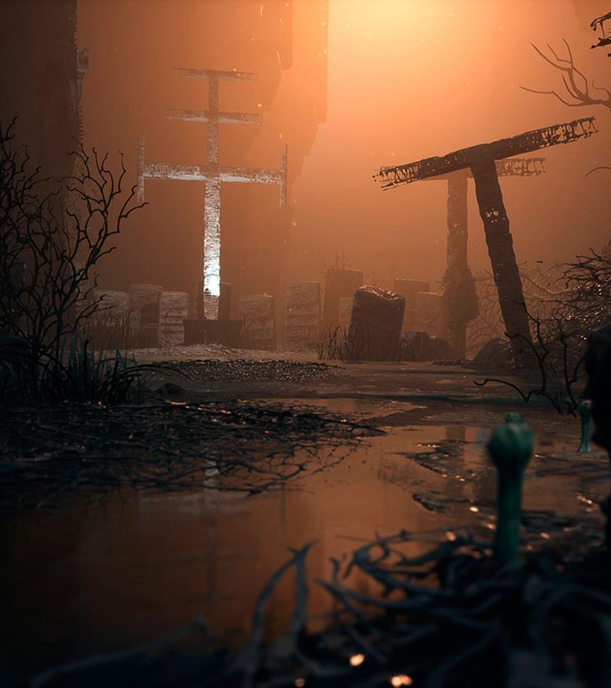 'The Medium', el aplaudido juego de terror de Bloober Team llegará a PlayStation 5