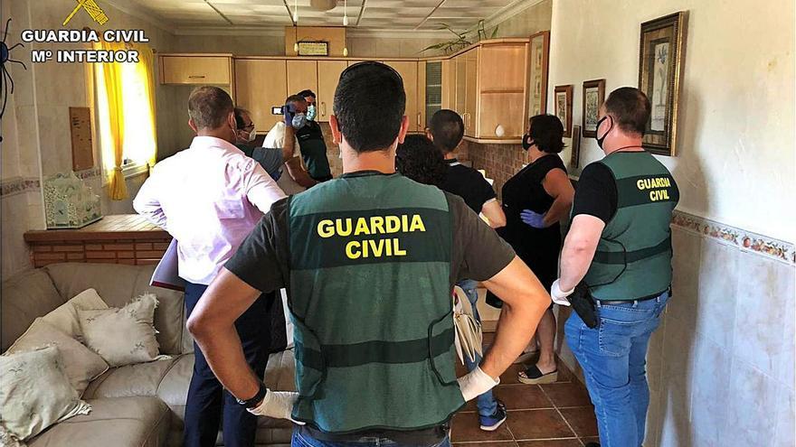Más de 25 años por matar a golpes a una conocida para robarle 550 euros en Alicante