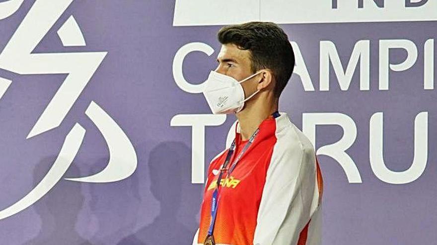 Bronze per a Adel Mechaal a l'Europeu