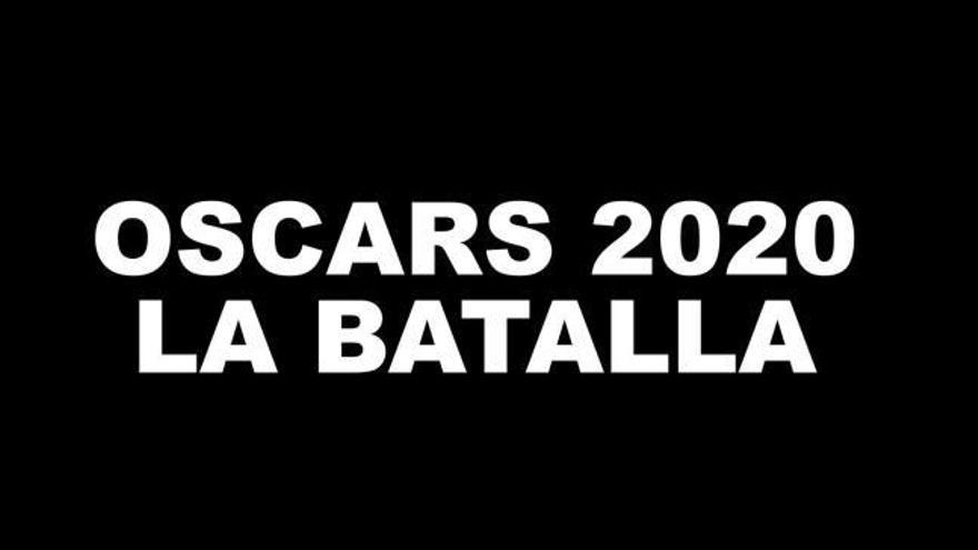 Las películas favoritas de los Oscars 2020
