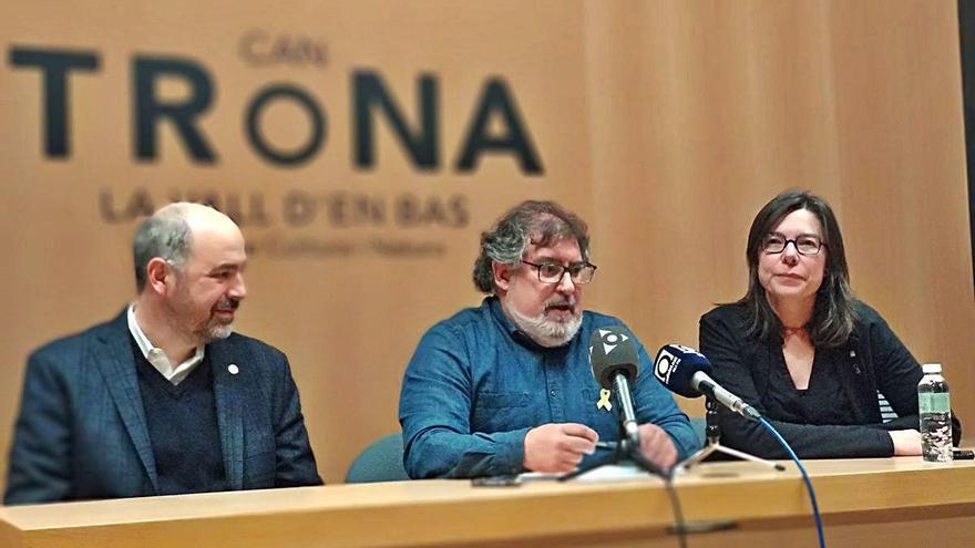 La Vall d'en Bas vol una radiografia dels efectes de la COVID al municipi
