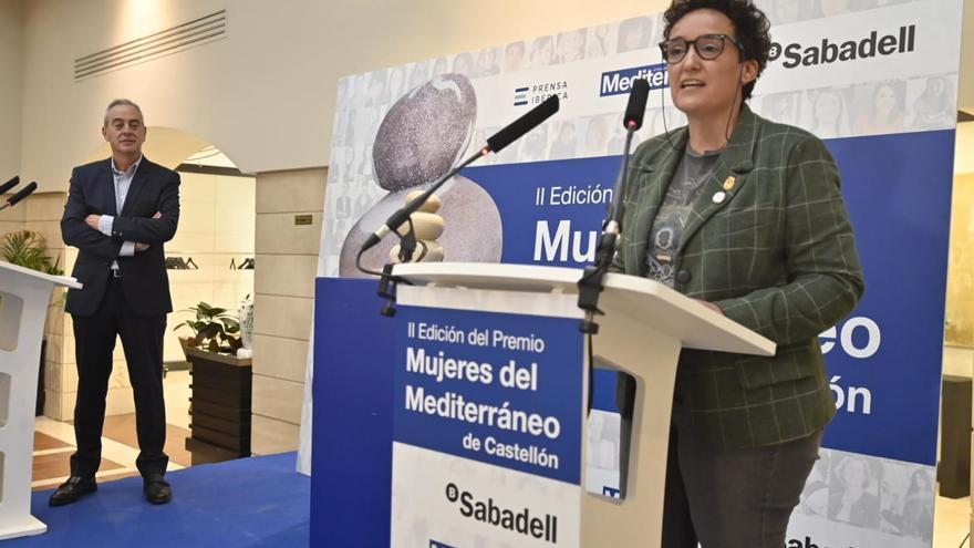 La alcaldesa de Onda resalta los valores del esfuerzo, compromiso social y humildad que encarna Dolores Corella