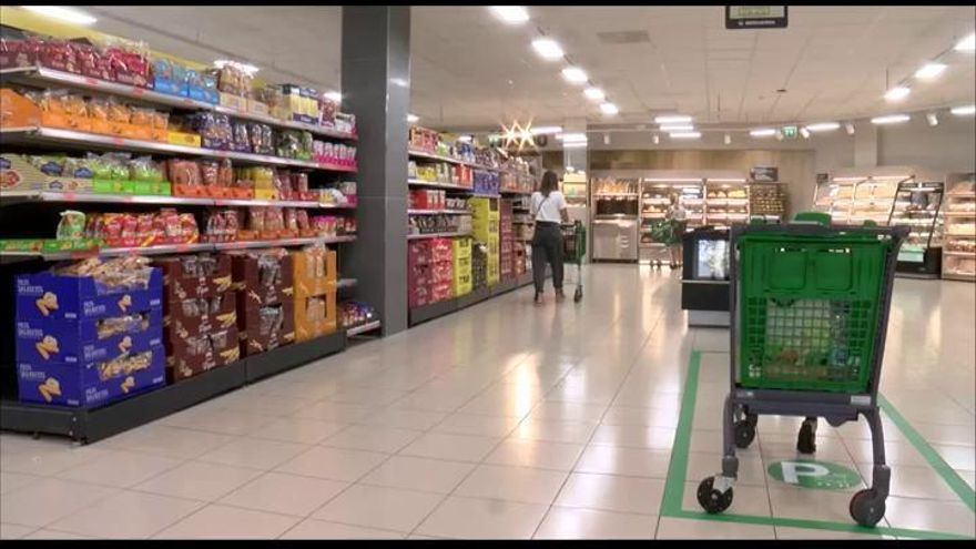 Mercadona pisa el acelerador verde