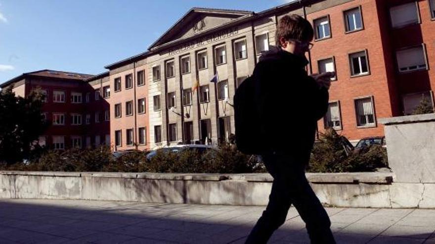 La Universidad hará la mayoría de las pruebas de este mes en el aula