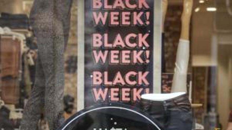 El 'Black Friday' mide la temperatura del consumo de cara a las navidades