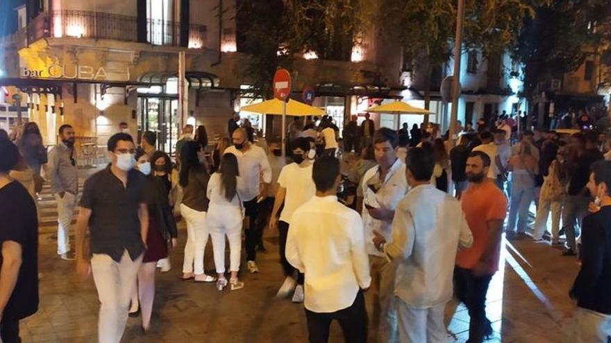 Mallorca prüft, nächtliche Treffen bald wieder zuzulassen