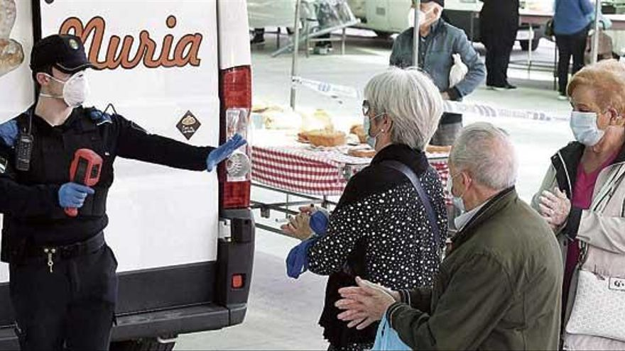 La Xunta se plantea flexibilizar las medidas por Covid la próxima semana en la comarca