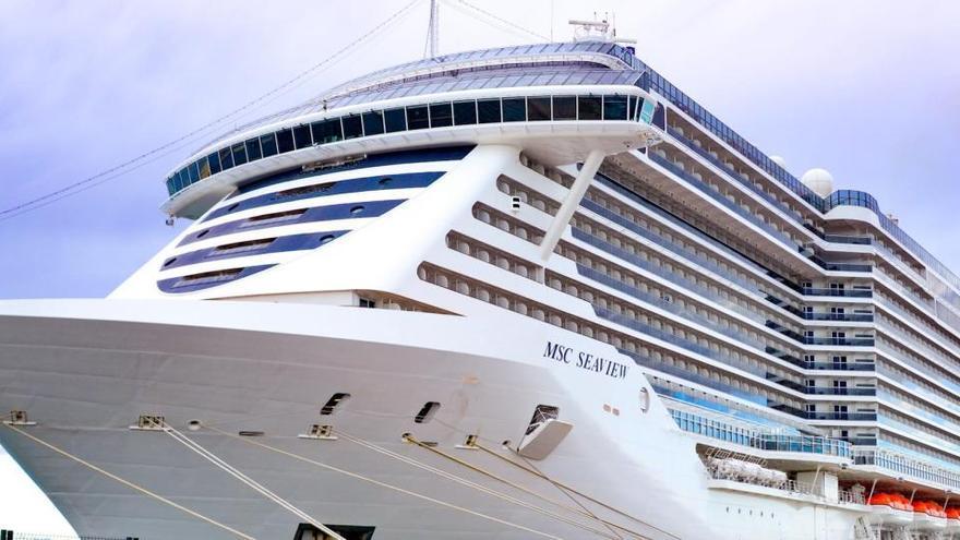 Ampliada la prohibición a la entrada de cruceros en los puertos españoles