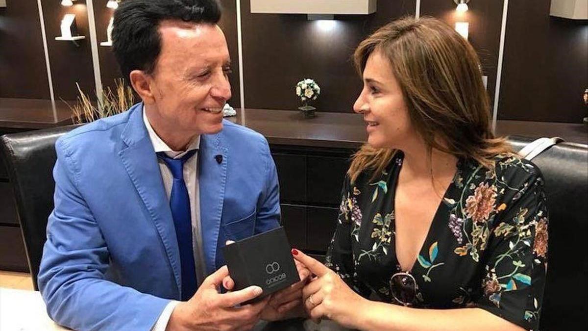Ortega Cano y Ana María Aldón se han casado en una notaría de Zaragoza