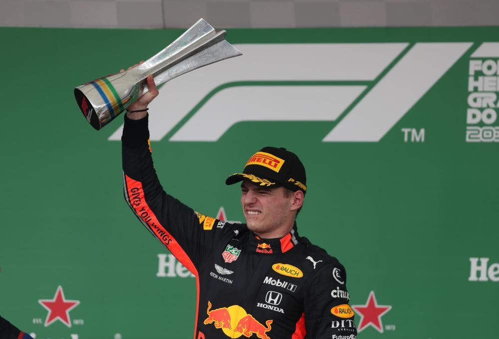 Gran Premio de Brasil de Fórmula 1