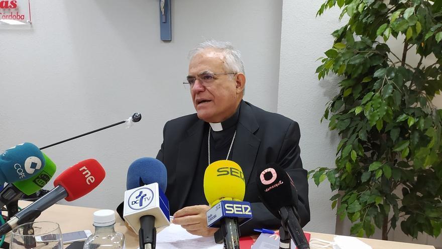 """El obispo de Córdoba avisa ante el 1 de mayo que """"el marxismo, la lucha de clases y el odio"""" llevan a la """"violencia"""""""