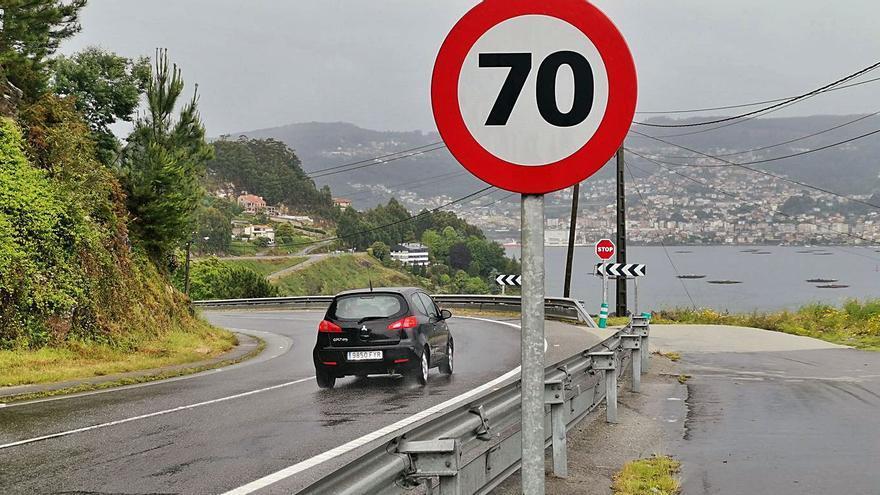 Currás asegura que la Xunta se contradice al no reducir la velocidad a 30 km/h en sus travesías