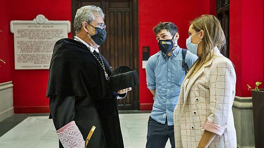 La Universidad de Zaragoza afronta un nuevo curso con la financiación en el horizonte