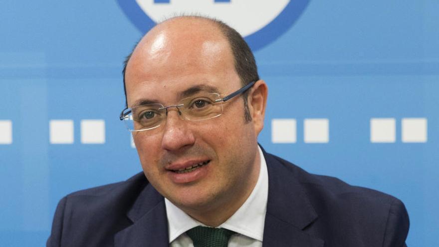 Audiencia Nacional confirma eximir al expresidente de Murcia del caso Púnica