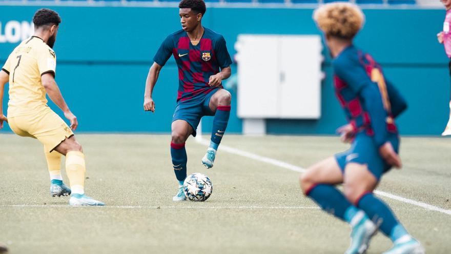 El jugador con el que el Barça pretende olvidarse de Gayà