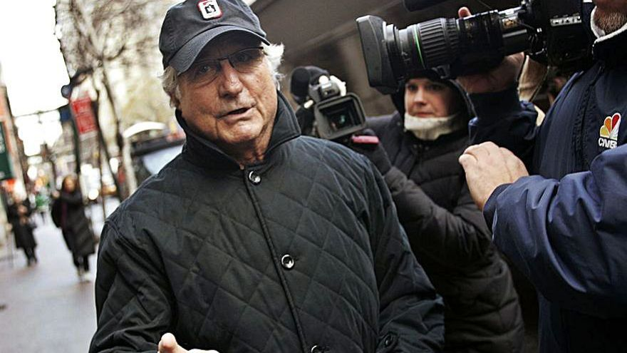 Muere en la cárcel Madoff, artífice de la mayor estafa piramidal