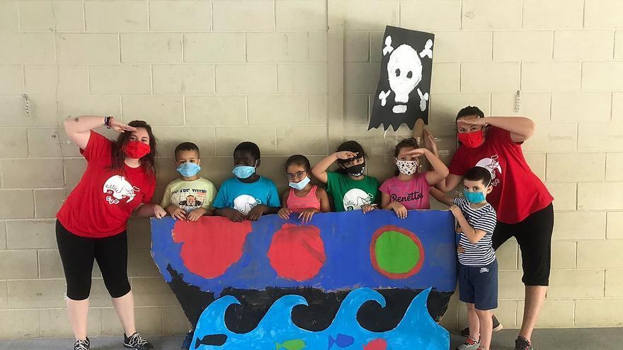 Més de 700 infants i joves gaudiran aquest estiu dels casals del CAE-Fundació La Xarranca