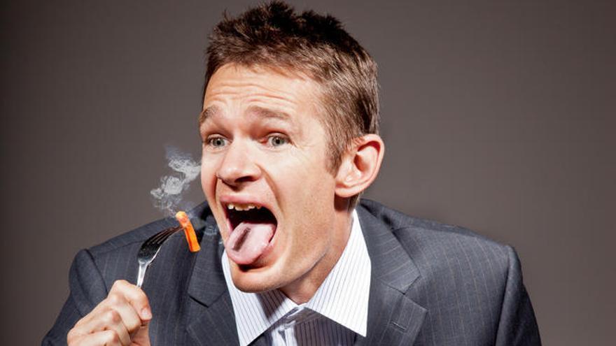 Los mejores trucos para aliviar la lengua cuando te quemas