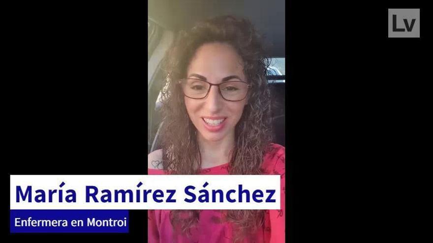 El mensaje de una enfermera valenciana que revoluciona las redes