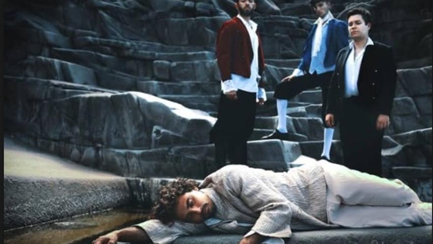 Anartistas Teatro trae su espectáculo «Los fantasmas de Shakespeare»