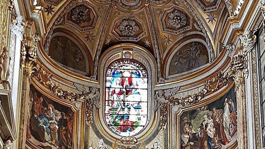 La iglesia de los Habsburgo y del águila bicéfala