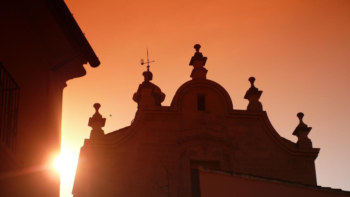 Xàtiva está declarada Conjunto Histórico Artístico.