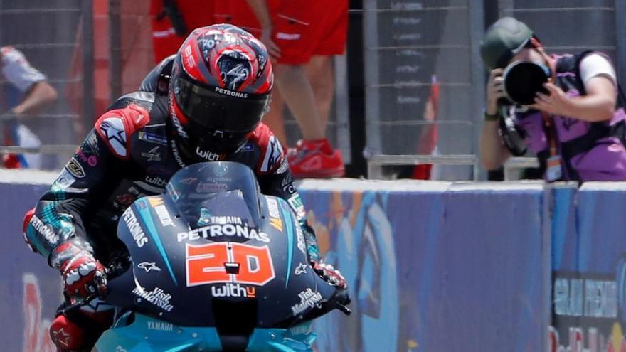 Horarios de MotoGP: Gran Premio de la República Checa en el circuito de Brno