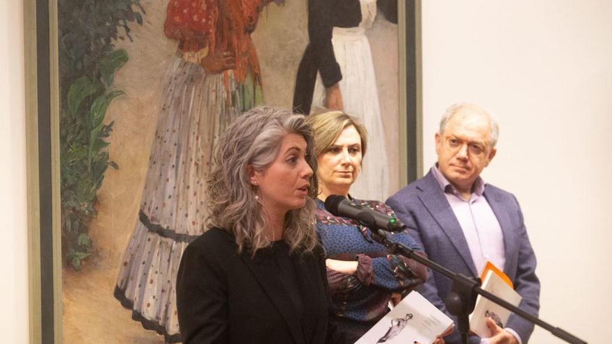 Irene Gras: «Volem plantejar qüestions sobre l'absència de les dones»