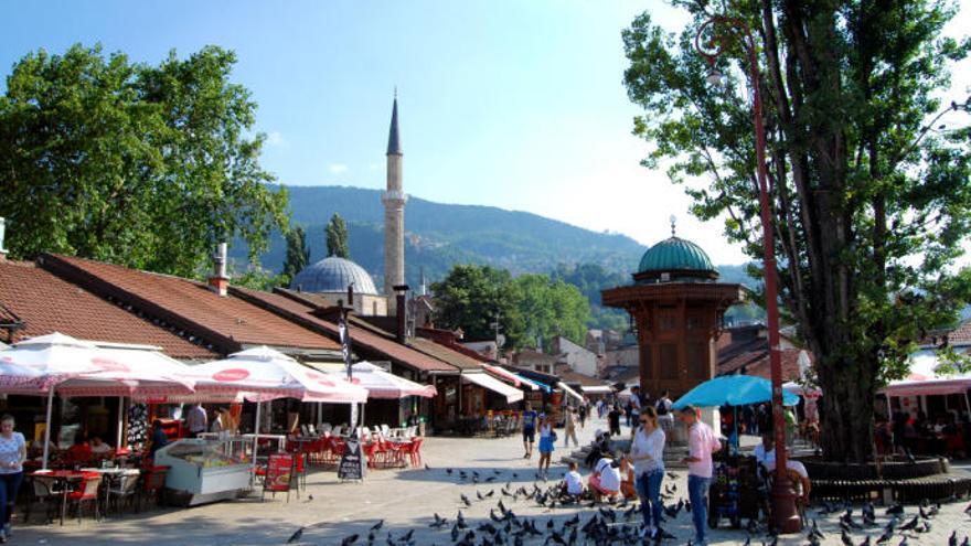 Sarajevo, café vienés o café turco