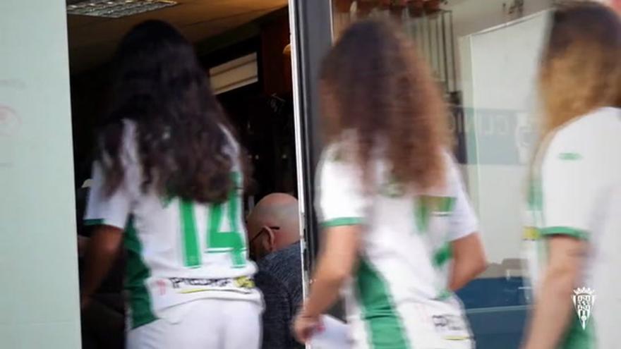 El Córdoba femenino pide el aliento de la afición para este domingo